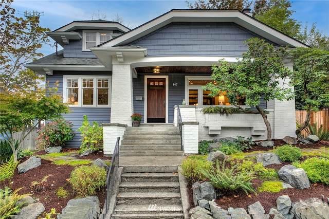 807 N 50th Street, Seattle, WA 98103 (#1856189) :: Keller Williams Realty