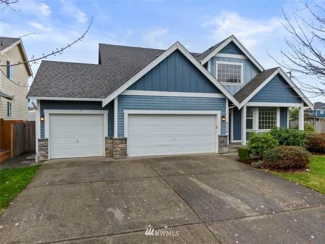 8529 137th Street Ct E, Puyallup, WA 98373 (#1856196) :: McAuley Homes
