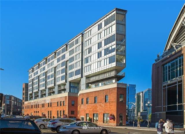 590 1st Avenue S #1115, Seattle, WA 98104 (#1856200) :: Better Homes and Gardens Real Estate McKenzie Group