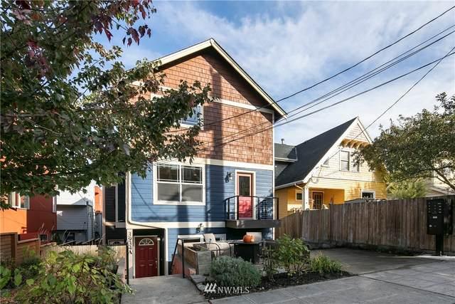 3934 A S Brandon Street, Seattle, WA 98118 (#1856219) :: NW Homeseekers