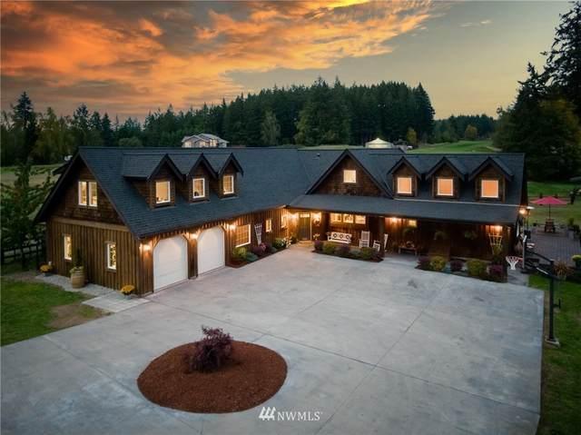 6113 SE Fragaria Road, Olalla, WA 98359 (#1856248) :: Home Realty, Inc