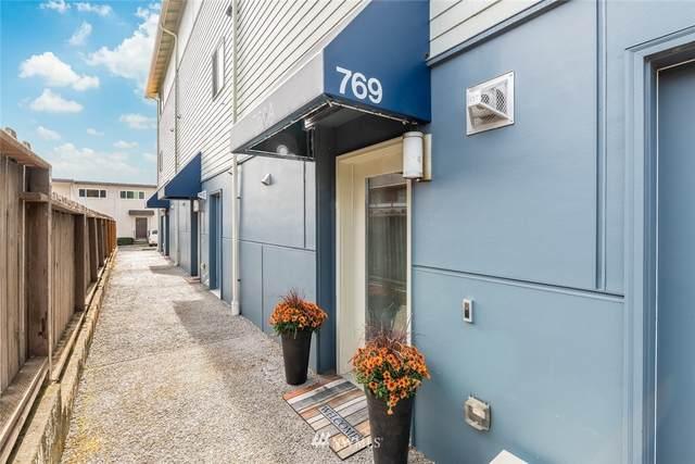 769 N 74th Street A, Seattle, WA 98103 (#1856290) :: Coldwell Banker Bain