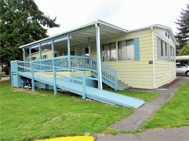 11622 Silver Lake Road Sp 48, Everett, WA 98208 (#1856310) :: NW Home Experts