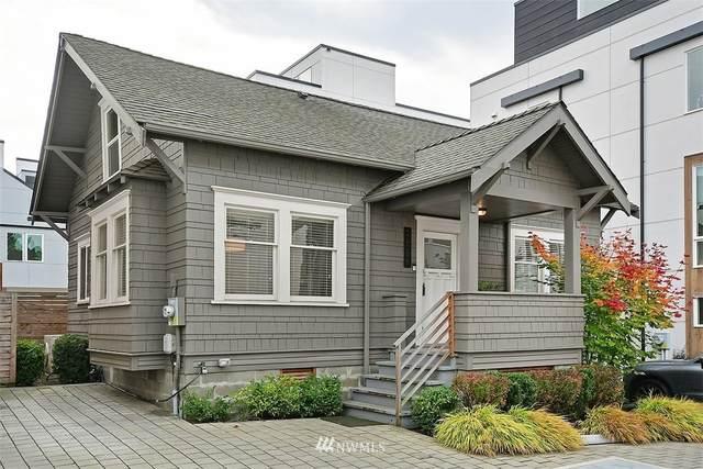 2609 B SW Adams Street, Seattle, WA 98126 (#1856362) :: Keller Williams Realty