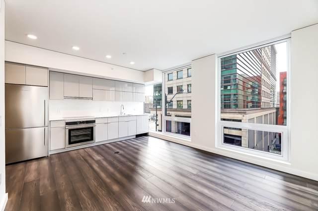 450 S Main Street #310, Seattle, WA 98104 (#1856367) :: Ben Kinney Real Estate Team
