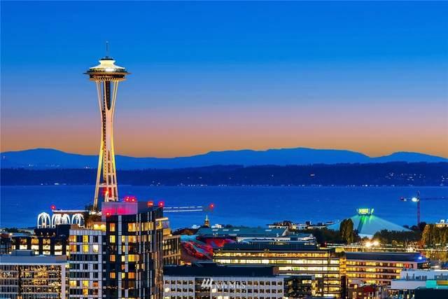 601 Belmont Avenue E D10, Seattle, WA 98102 (#1856396) :: Front Street Realty