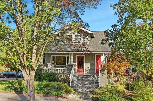 150 Fulton Street, Seattle, WA 98109 (#1856399) :: Provost Team | Coldwell Banker Walla Walla