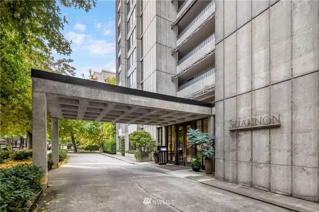 601 Belmont Avenue E C4, Seattle, WA 98102 (#1856402) :: Ben Kinney Real Estate Team