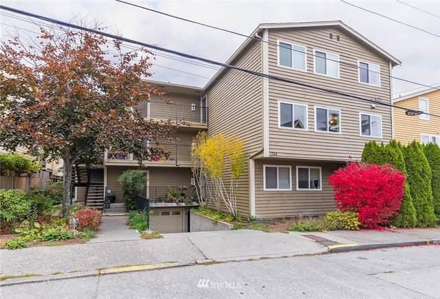 734 N 94th Street #4, Seattle, WA 98103 (#1856418) :: Keller Williams Western Realty