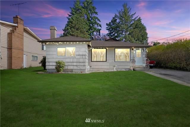 7029 S K St, Tacoma, WA 98408 (#1856468) :: Keller Williams Western Realty