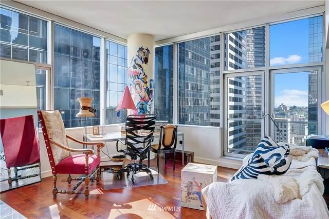 909 5th Avenue #1905, Seattle, WA 98164 (#1856474) :: Ben Kinney Real Estate Team