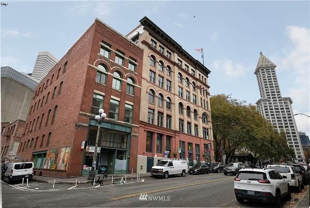 606 Post / 88 Yesler Avenue, Seattle, WA 98104 (#1856557) :: Better Properties Real Estate