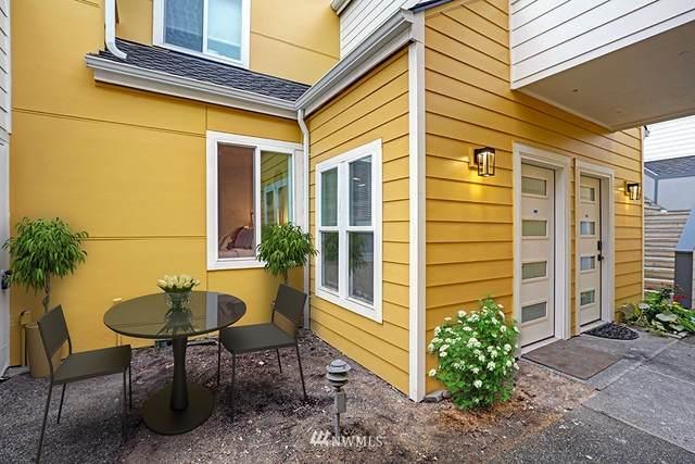 2001 E Yesler Way #34, Seattle, WA 98122 (#1856562) :: Provost Team | Coldwell Banker Walla Walla
