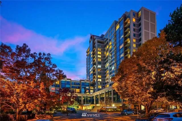 177 107th Avenue NE #1605, Bellevue, WA 98004 (#1856615) :: Alchemy Real Estate