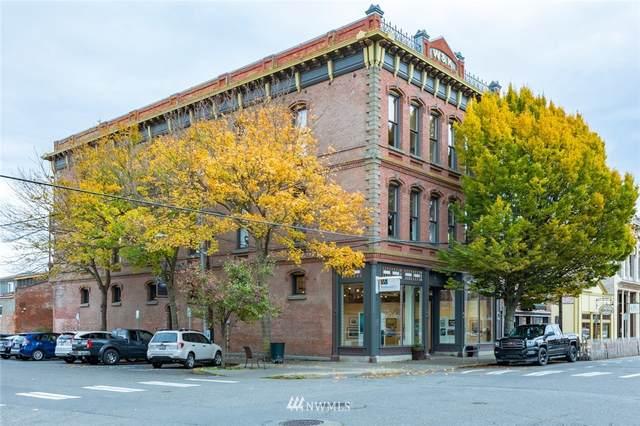 181 Quincy Street #302, Port Townsend, WA 98368 (#1856747) :: Keller Williams Western Realty