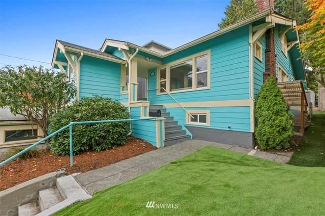 6512 4th Avenue NW, Seattle, WA 98117 (#1856761) :: Ben Kinney Real Estate Team