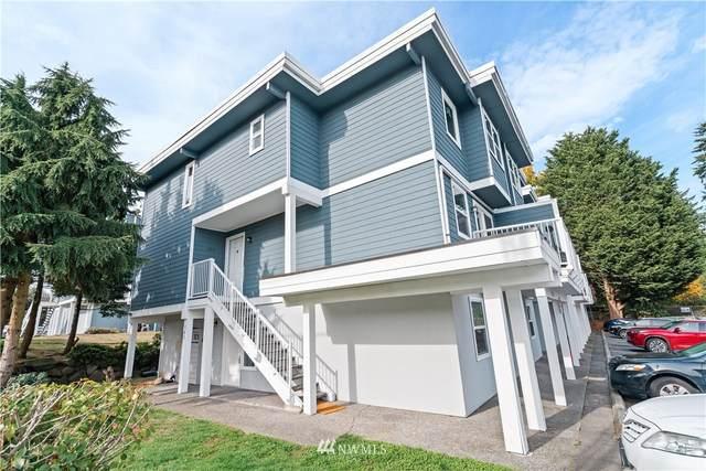 6705 204th Street SW #103, Lynnwood, WA 98036 (#1856863) :: Ben Kinney Real Estate Team