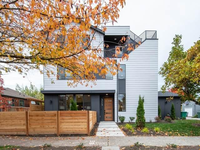 315 NE 85th Street, Seattle, WA 98115 (#1856888) :: Keller Williams Western Realty