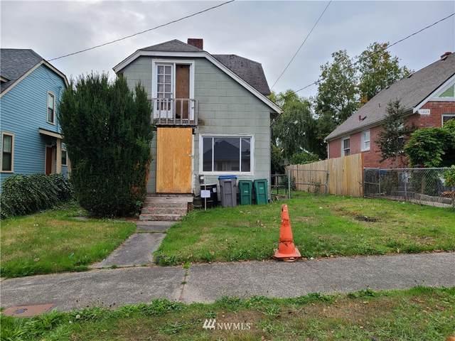 1219 8th Street, Bremerton, WA 98337 (#1856925) :: Ben Kinney Real Estate Team