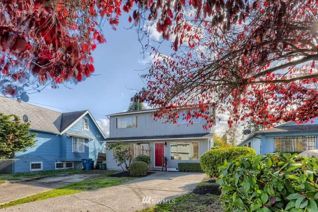 4225 S Kenyon Street, Seattle, WA 98118 (MLS #1856936) :: Brantley Christianson Real Estate