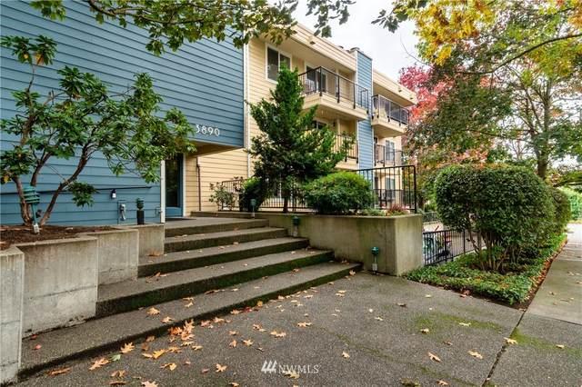 3890 Whitman Ave N #103, Seattle, WA 98103 (#1856944) :: Keller Williams Western Realty