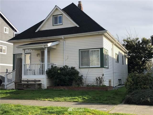2417 NW 60th Street, Seattle, WA 98107 (#1857033) :: Lucas Pinto Real Estate Group