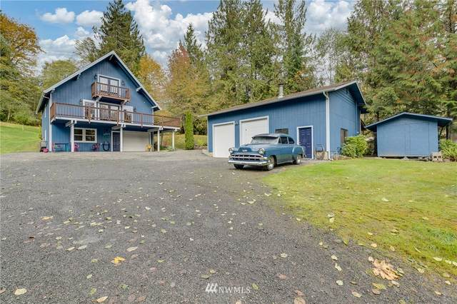 410 NW Lake Roesiger Road, Snohomish, WA 98290 (#1857080) :: Ben Kinney Real Estate Team
