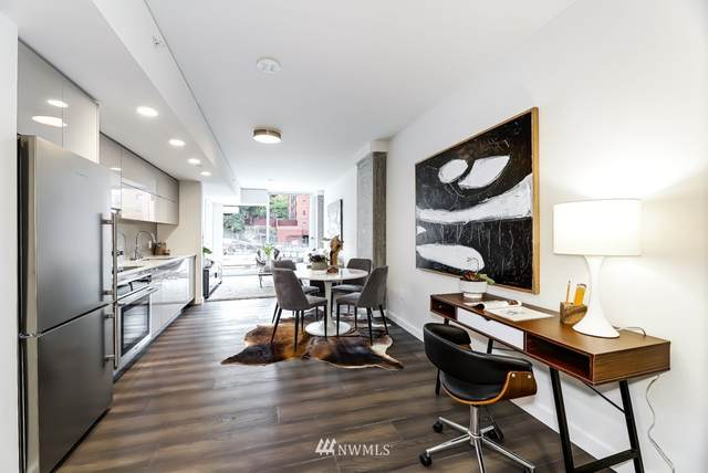 450 S Main Street #502, Seattle, WA 98104 (#1857096) :: Better Properties Real Estate