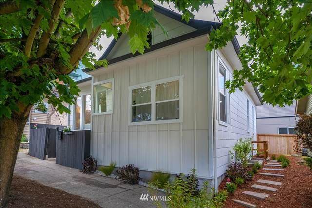 1305 NE 55th St, Seattle, WA 98105 (#1857265) :: NextHome South Sound