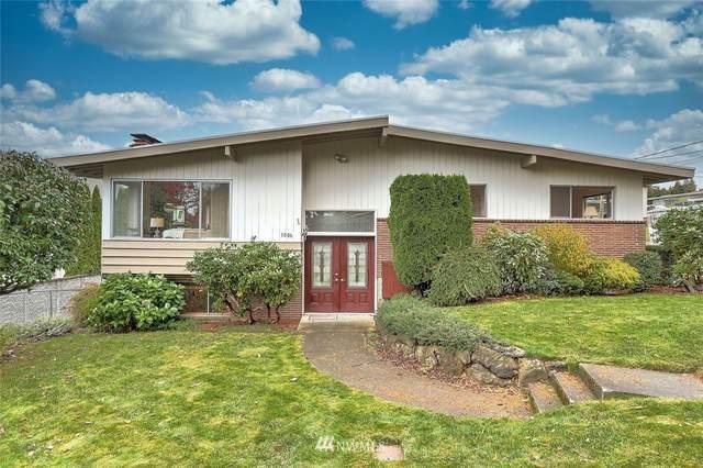 1006 N 36th Street, Renton, WA 98056 (#1857316) :: Better Properties Real Estate