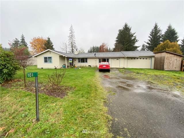 181 Elk Loop Drive, Forks, WA 98331 (#1857365) :: Better Homes and Gardens Real Estate McKenzie Group