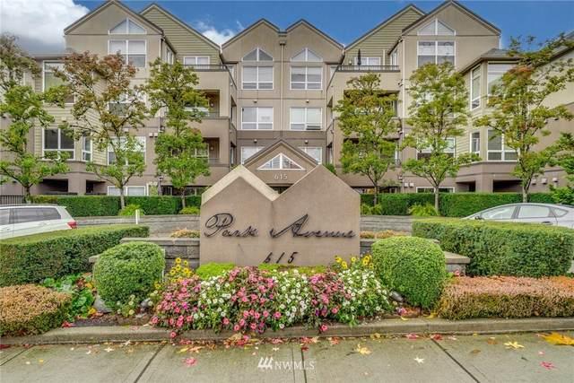 615 6th Street #201, Kirkland, WA 98033 (MLS #1857388) :: Community Real Estate Group