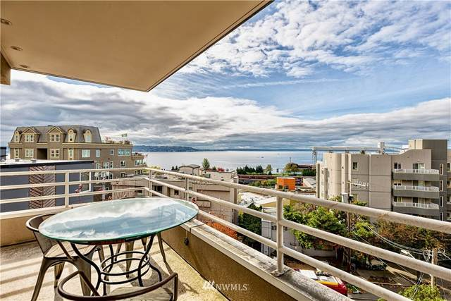 622 6TH Avenue W #501, Seattle, WA 98119 (#1857408) :: Better Homes and Gardens Real Estate McKenzie Group