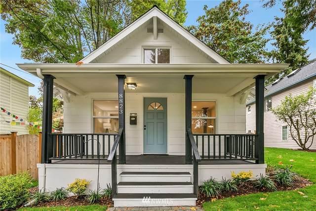 8823 Ashworth Avenue N, Seattle, WA 98103 (#1857470) :: Icon Real Estate Group