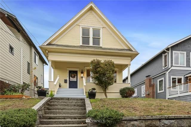 736 N 76th Street, Seattle, WA 98103 (#1857557) :: Neighborhood Real Estate Group