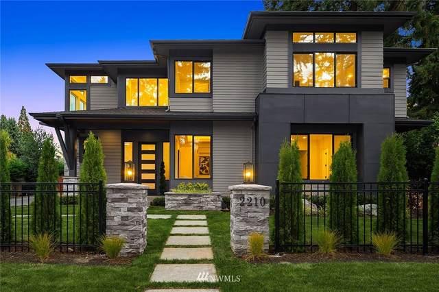 2210 108th Avenue SE, Bellevue, WA 98004 (#1857866) :: The Kendra Todd Group at Keller Williams