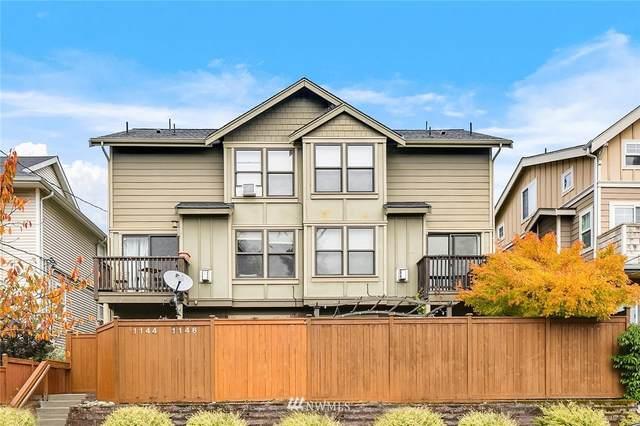 1146 N 93rd Street A, Seattle, WA 98103 (#1857898) :: NW Homeseekers