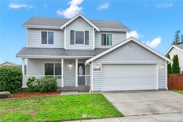 1409 NW Kathleen Drive, Oak Harbor, WA 98277 (#1858065) :: The Groesbeck Group
