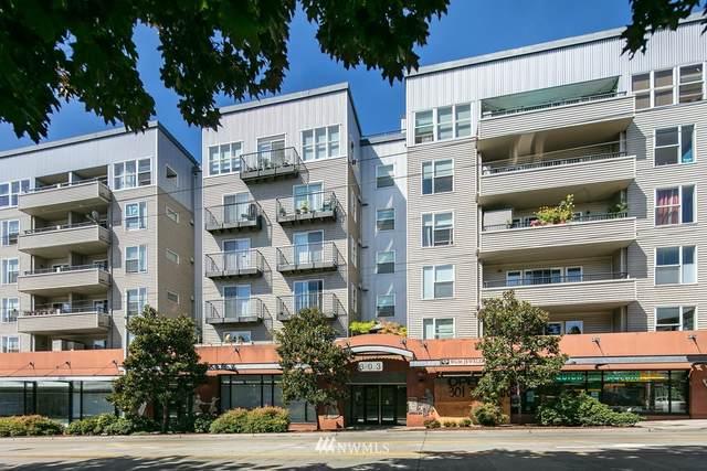 303 23rd Avenue S #406, Seattle, WA 98144 (#1858261) :: Northwest Home Team Realty, LLC