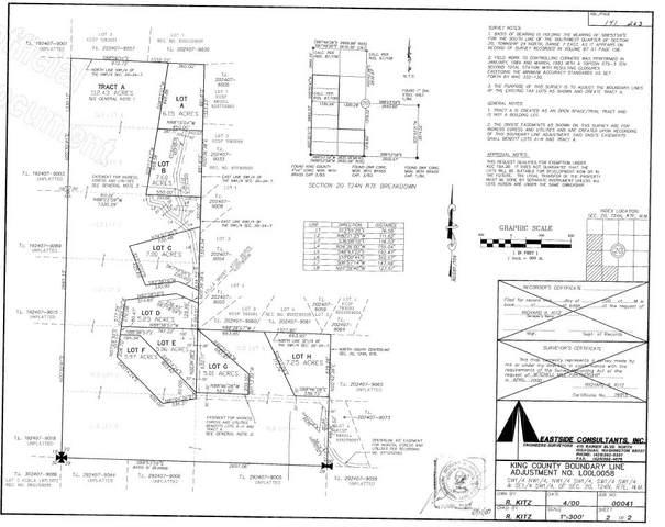5750 290th Avenue SE Lot B, Issaquah, WA 98027 (#218624) :: Becky Barrick & Associates, Keller Williams Realty
