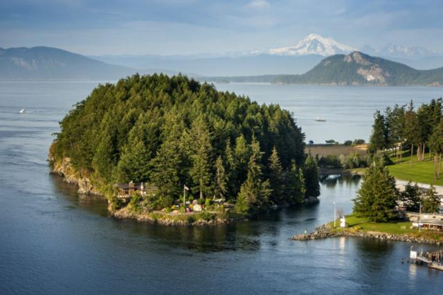 Blakely Island, WA 98222 :: Homes on the Sound
