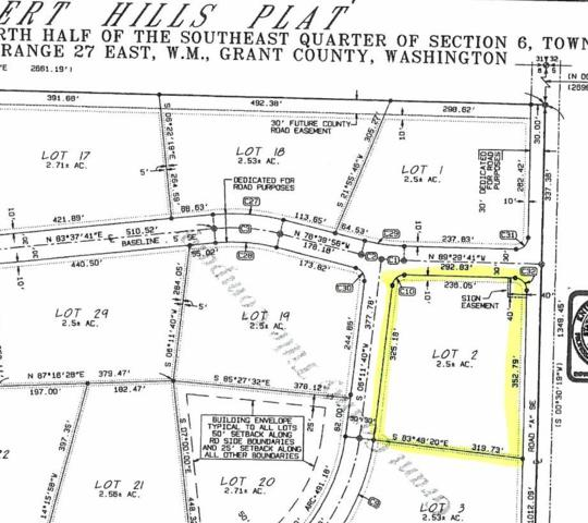 16 SE Baseline .5 Rd, Moses Lake, WA 98837 (#732171) :: Homes on the Sound