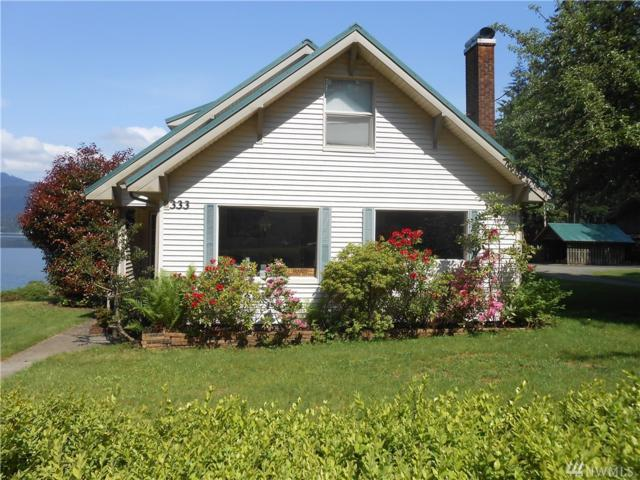 333 South Shore Rd, Quinault, WA 98575 (#909779) :: Ben Kinney Real Estate Team