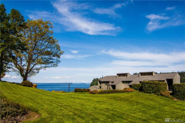 100-BLDG 11 Olympic Wy #13, Port Ludlow, WA 98365 (#948492) :: Ben Kinney Real Estate Team