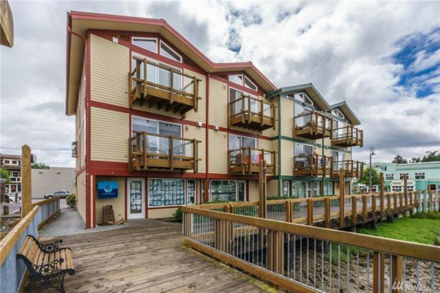 105 N 1st St #3, La Conner, WA 98257 (#959929) :: Ben Kinney Real Estate Team