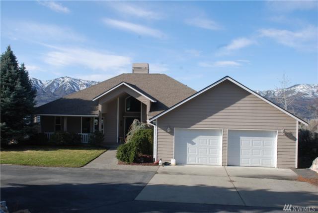 341 Highpoint Lane, Chelan, WA 98816 (#1065804) :: Ben Kinney Real Estate Team