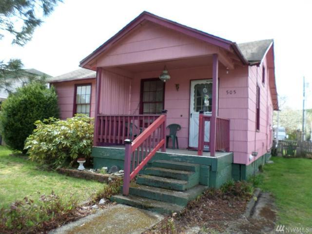 505 Morse St, Ryderwood, WA 98581 (#1076924) :: Ben Kinney Real Estate Team