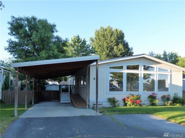 3211 W Wapato Dr #4, Moses Lake, WA 98837 (#1081375) :: Ben Kinney Real Estate Team