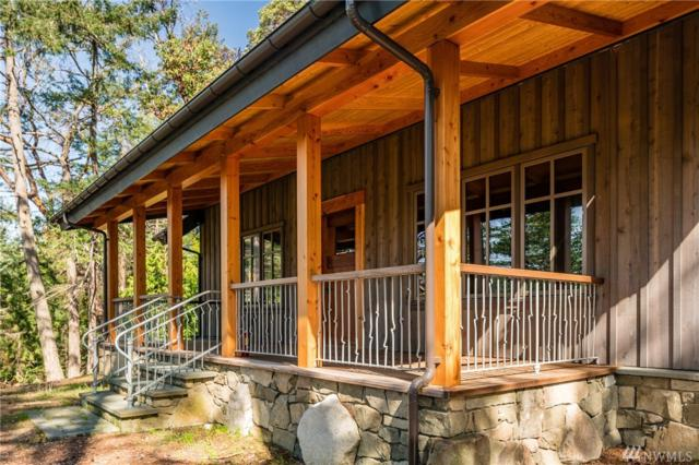 346 School Trail, Stuart Island, WA 98250 (#1100366) :: Homes on the Sound