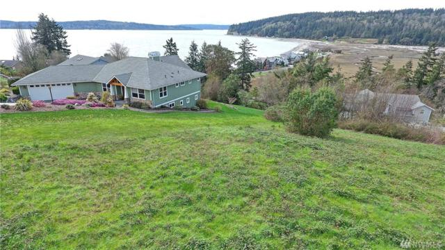 0-Lot 16 Bay Vista Lane, Camano Island, WA 98282 (#1103769) :: Ben Kinney Real Estate Team